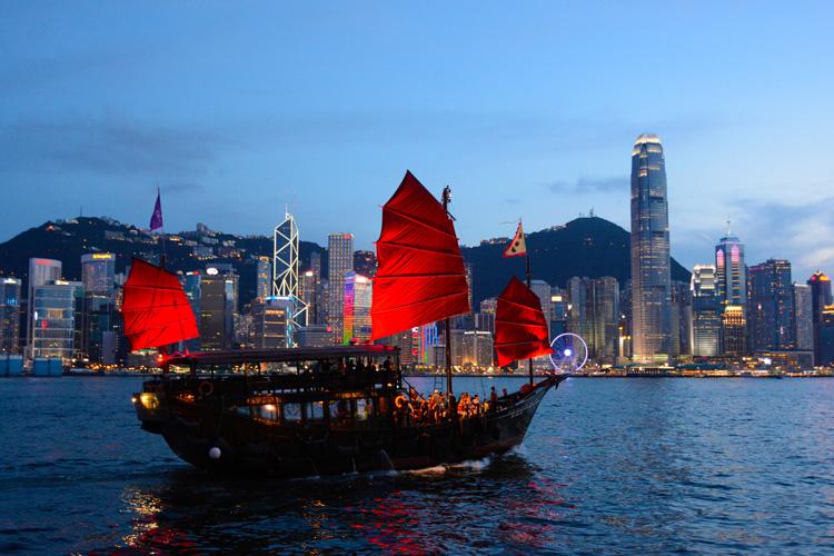 Hong Kong 2015