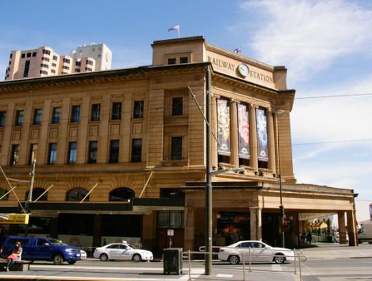 Singapore & Adelaide 2012