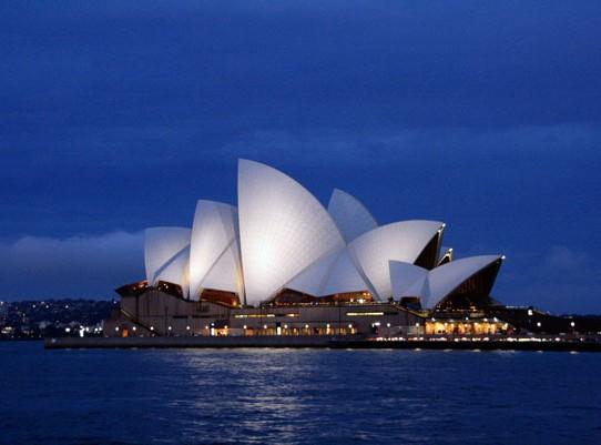 Australia & New Zealand 2008
