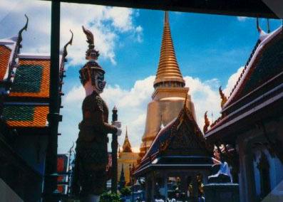 political problems in Bangkok