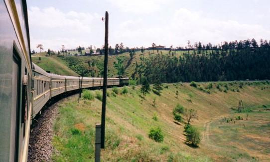 Transsiberian  2002
