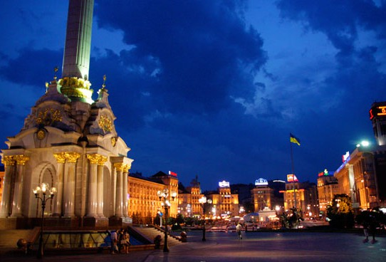 Ukraine, Romania & Bulgaria 2010